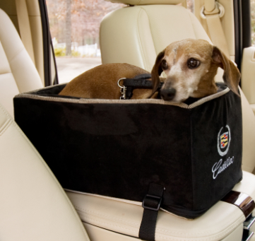 Cadillac® Console Pet Car Seat