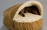 Tell me more about Snoozer® Luxury Cozy Cave Pet Bed