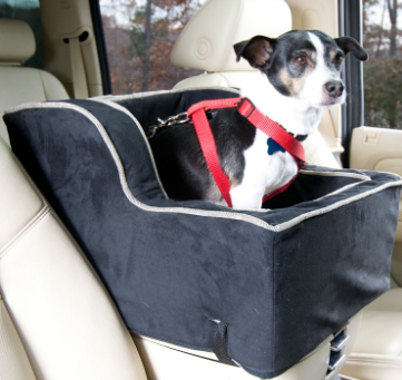 Luxury High Back Console Lookout Car Seat